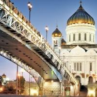 Stedenreizen Moskou